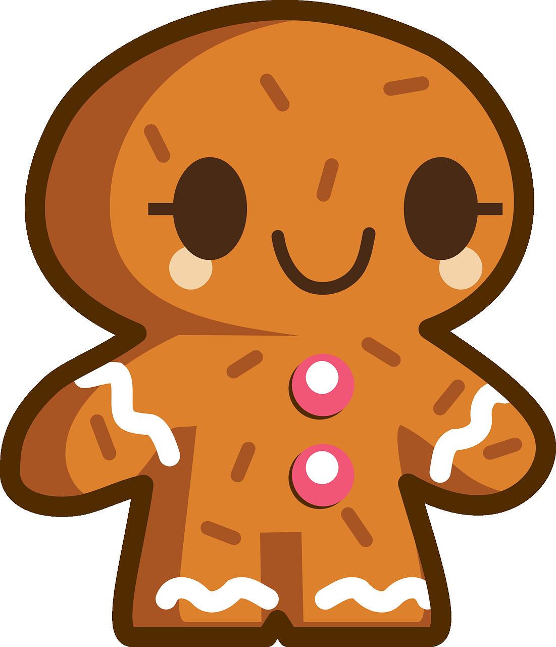 gingerman, biscuit, gingerbread